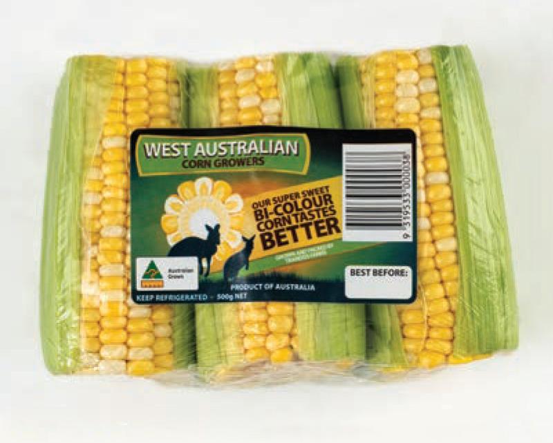Pre-pack Corn - 3 Pack - Bi-colour (500g)